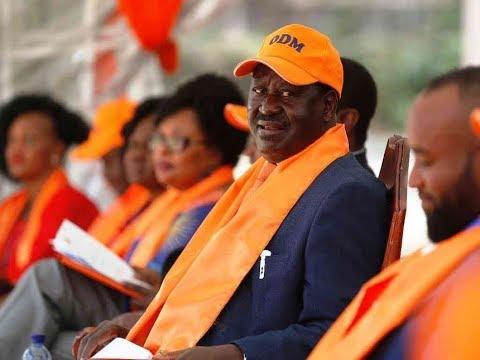 ODM Parliamentary group meeting issue a statement over Harambee House Deal