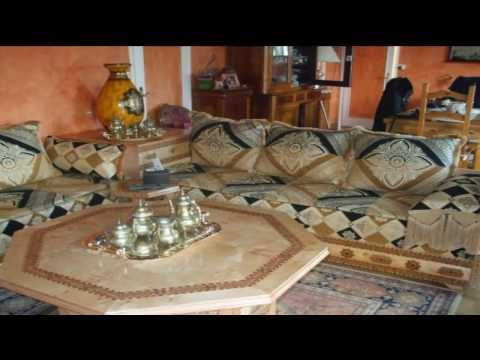 Salon marocain à Montréal - YouTube