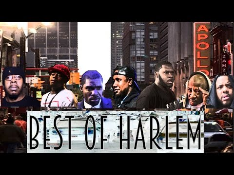 THE BEST OF HARLEM BATTLE RAPPERS (DOCUMENTARY)