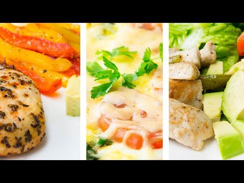 8 One-Pan Chicken Recipes Under 380 Calories