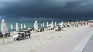 Sturm, Gewitter und Unwetter auf Mallorca