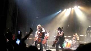 Apocalyptica - Enter Sandman live @ The Ambassador