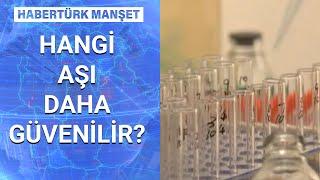 Habertürk Manşet - 7 Ocak 2021 (60 yaş üstü için aşı riskli mi?)
