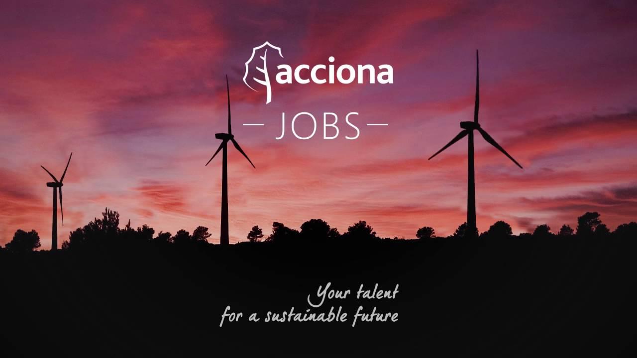 ACCIONA Jobs - Your app to work at ACCIONA