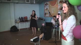 Конкурсы  Выпускной 2014  4 школа  Абакан