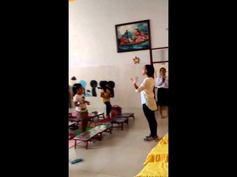 Ji gong dance