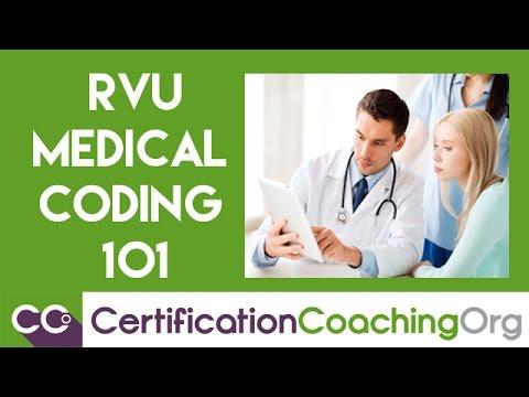 What is RVU Medical Coding 101?