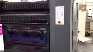Heidelberg Speed Master 74-2