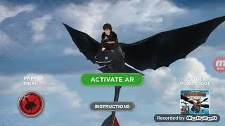 Dreamwork Dragon AR AWESOME App