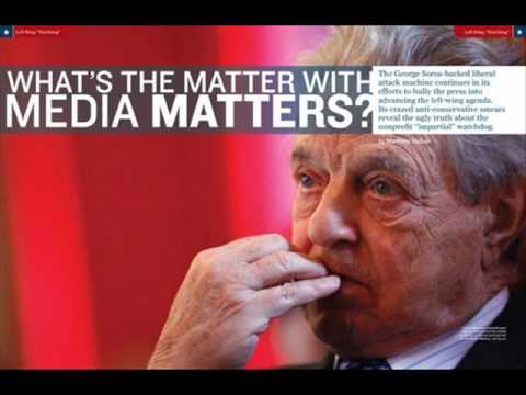 Michael Savage Rips Into Media Matters and George Soros