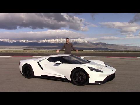 Вот почему новый Ford GT 2017 года стоит $500 000