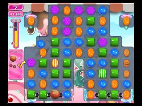 Candy Crush Saga Level 1620