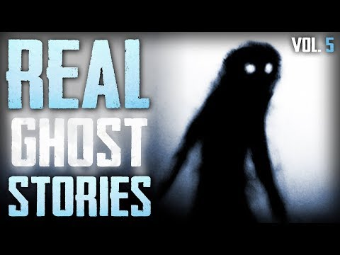 Shadow People & Doppelgänger Stories | 10 True Scary Paranormal Ghost Horror Stories (Vol. 005)