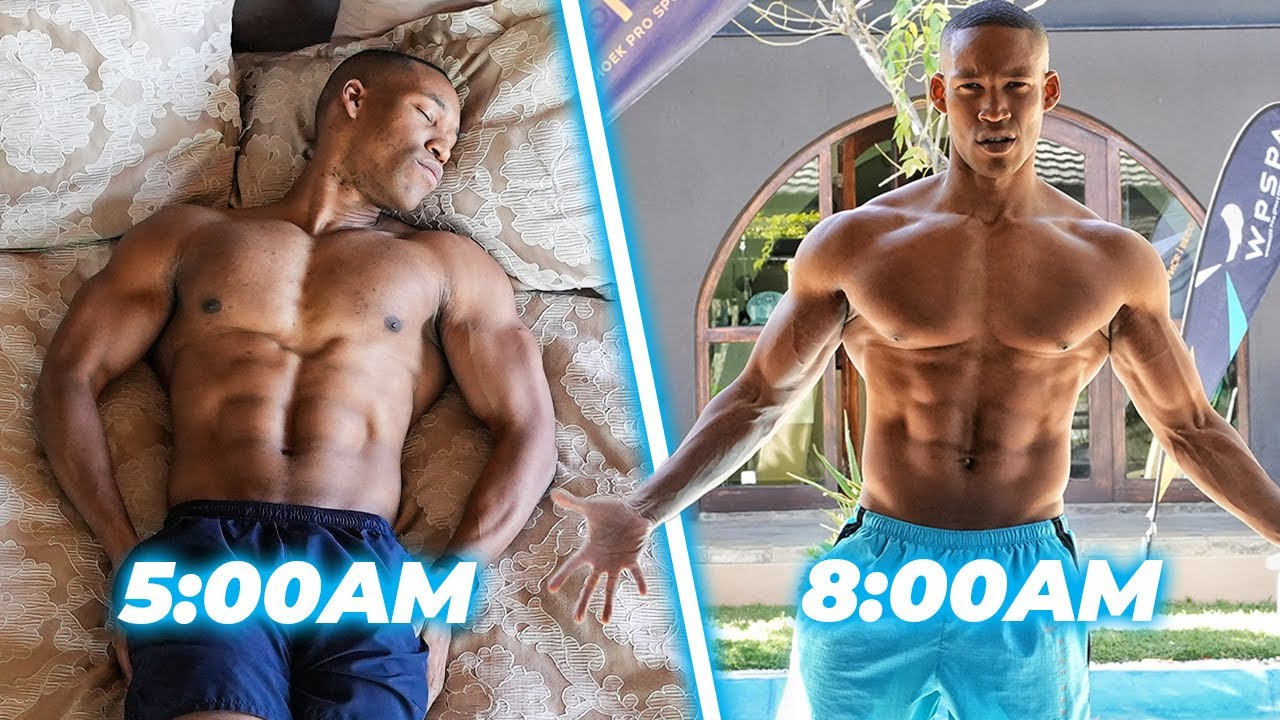 5 AM Morning Routine TO GET TO 10% BODY FAT
