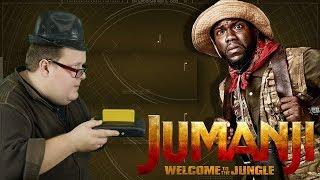 """Что за кино? Обзор фильма """"Джуманджи: Зов джунглей"""" - (Киноблог из Одессы)"""