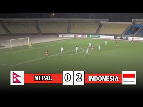 Download Gol Hanis Sagara dan Witan Berhasil mengalahkan Nepal u23 vs Indonesia u23 Friendly Match