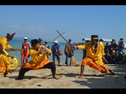 Tarian Drama Musikal, Nelayan dan Bangau Pengganggu | Part 1