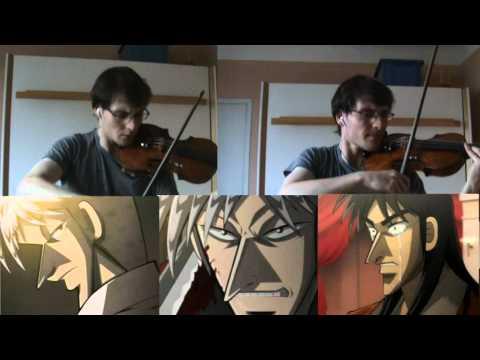 Akagi - Nostalgie (5 Violins) ~by kikoogay