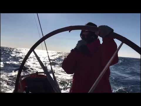 Cap 1_Navegando en velero por Cap de Creus