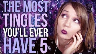 ASMR   The MOST Tingles You'll EVER Have 5! (Just Give It a Try)