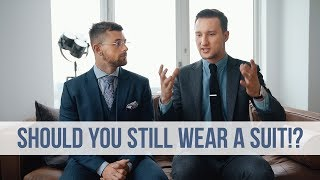 Are Suits Dead? | Why You Can Always Rock A Suit ft. Nathan McCallum