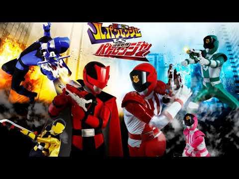 Kaitou Sentai Lupinranger VS Keisatsu Sentai Patranger Sound