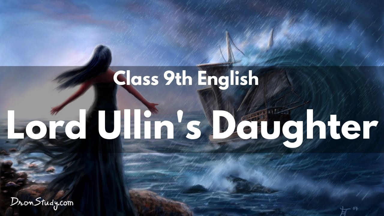 lord ullins daughter