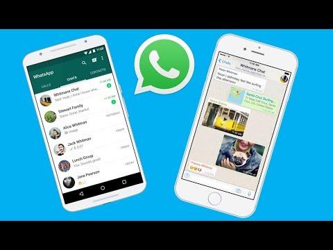 Come Installare WhatsApp Su Due Telefoni Diversi E Usare Lo Stesso Account.