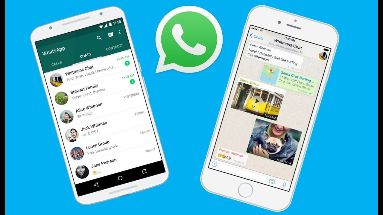 Come Installare Whatsapp Su Due Telefoni Diversi E Usare Lo Stesso Account Youtube