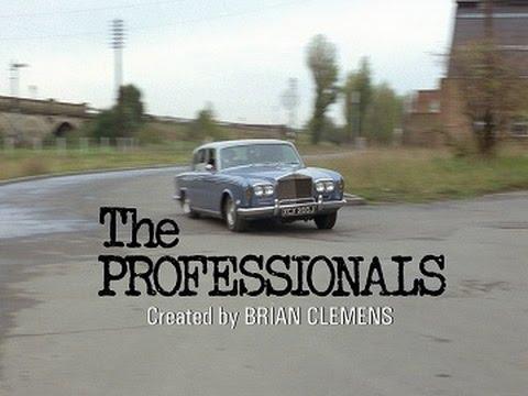 The Professionals Theme (Intro & Outro)