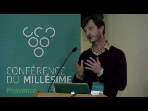 2016 Provence Conference Du Millesime - Sebastien Payen