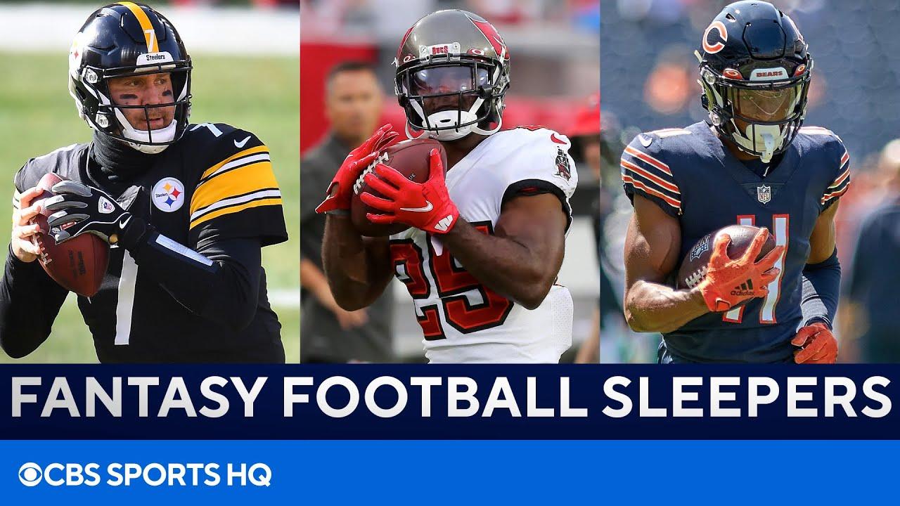 Fantasy Football Sleepers for 2021: WRs, RBs, & QBs   CBS Sports HQ