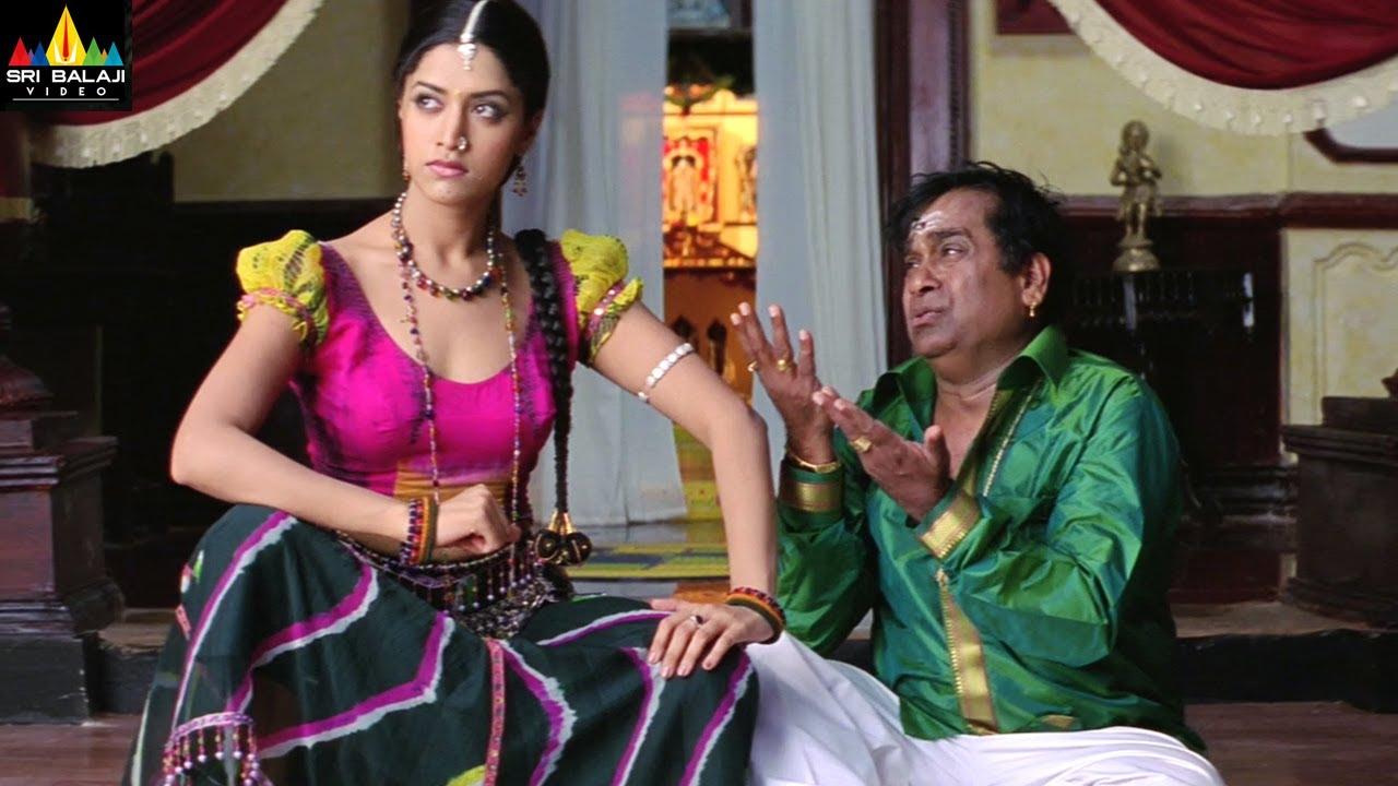 Download Yamadonga Movie Brahmanadam & Jr NTR Comedy | Mamta Mohandas |Telugu Movie Scenes | Sri Balaji Video