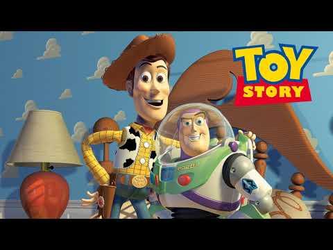 Toy Story (Genesis) Music - Main Menu/Credits (Enhanced)