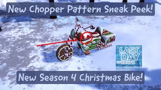 Season 4 Chopper Pattern Reveal!   Last Day On Earth 1.15
