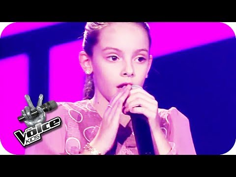 Björk - It's Oh So Quiet (Anastasia) | The Voice Kids 2017 (Germany) | Blind Auditions | SAT.1