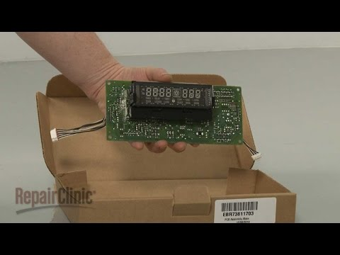 Oven Control Board - LG Gas Range