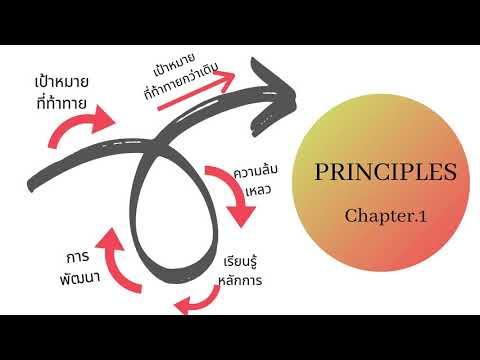 Principle หลักการของความสำเร็จ บทที่ 1