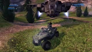 "Halo: Combat Evolved Anniversary- Halo - ""Salvando marines"" Parte 1"