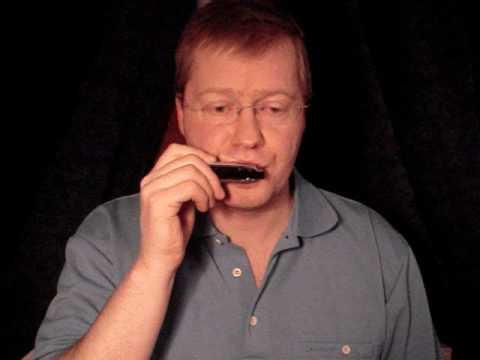 How to play The Doors Roadhouse Blues on the harmonica (with tabs)