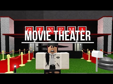 ROBLOX | Welcome to Bloxburg: Movie Theater