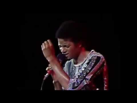 """Michael Jackson - """"Ben"""" Live, Triumph Tour (1981)"""