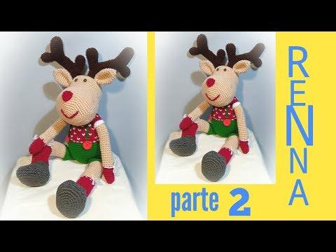 Amigurumi Reindeers Free Crochet Patterns | 360x480