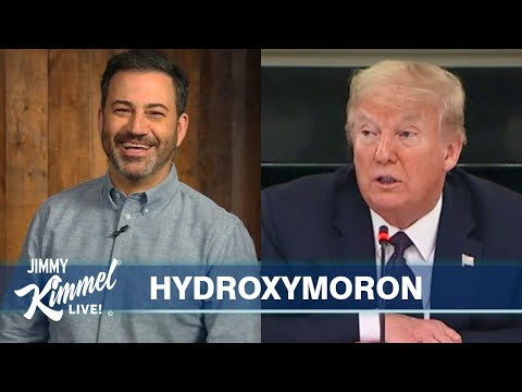 Jimmy Kimmel's Quarantine Monologue – Does Donald Trump Have a Death Wish?