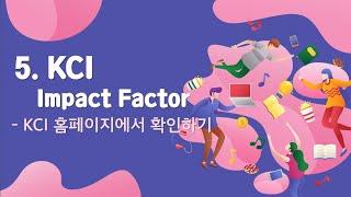 [영향력지수 파헤치기]5. KCI Impact Fact…