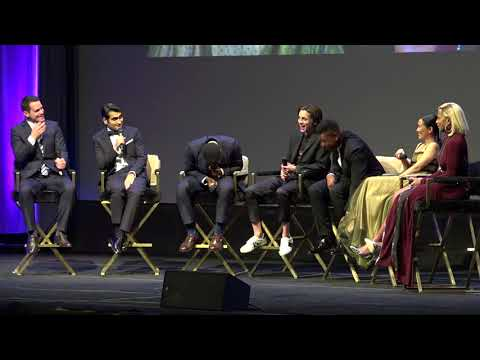 SBIFF 2018 - Virtuosos Award -  Group Discussion (Timothee C