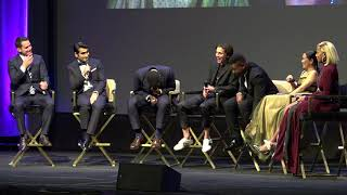 SBIFF 2018 - Virtuosos Award -  Group Discussion (Timothee Chalamet, John Boyega, Daniel Kaluuya...)