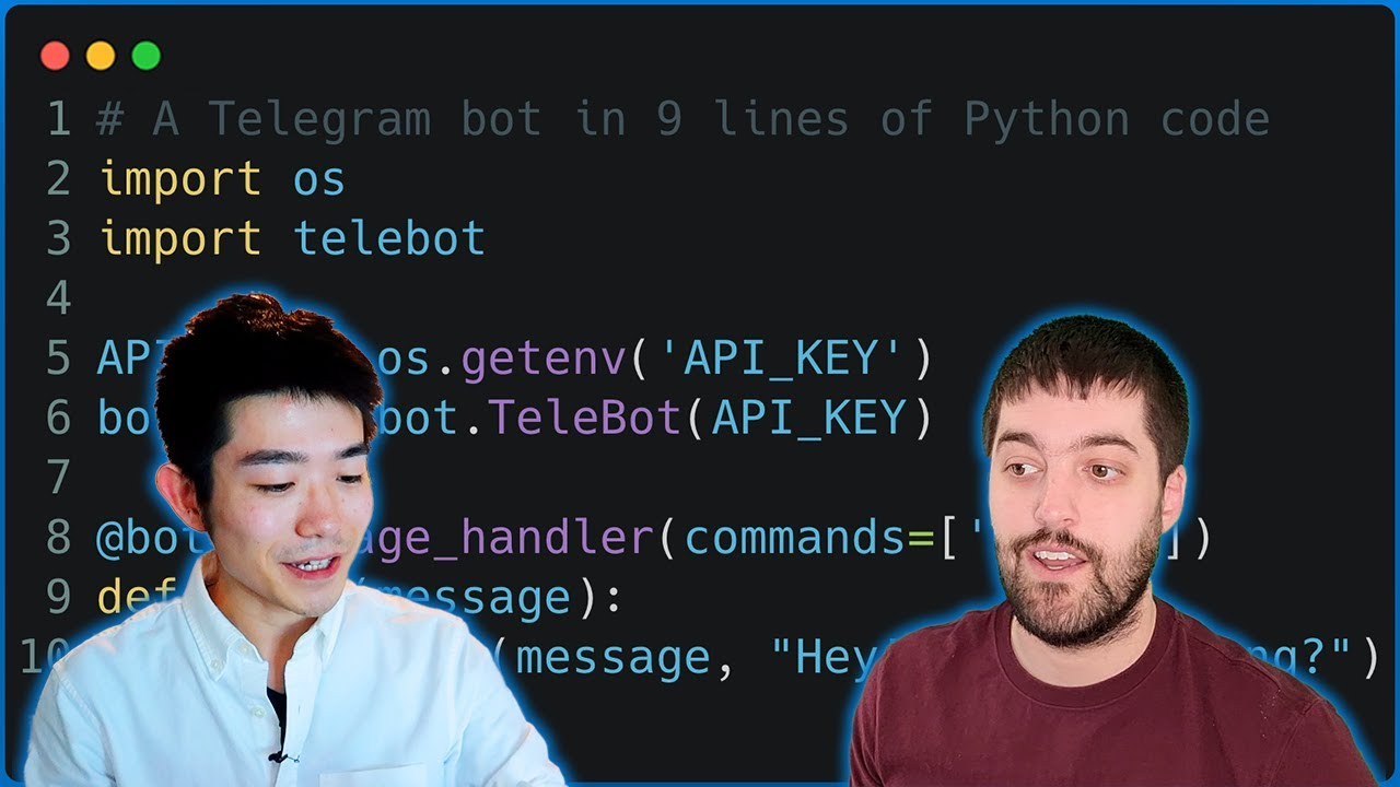 How To Create A Telegram Bot With Python