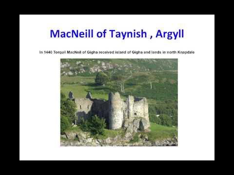 Scottish DNA - Clans, Families, And Surnames (Alasdair Macdonald)