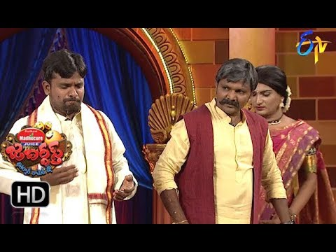 Venky Monkies Performance | Jabardasth | 20th September 2018 | ETV Telugu